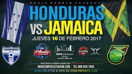 Honduras vs Jamaica
