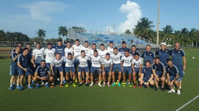 Argentina Olympic National Team